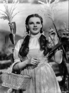 Judy Garland CBS promotional still 2