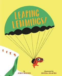 Leaping Lemmings Cover