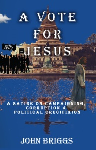 A VOTE FOR JESUS EBOOK FRONT COVER